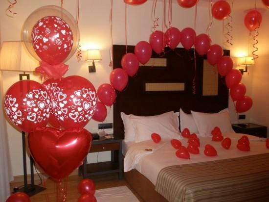 Il letto degli sposi - Decorazioni per camera da letto ...